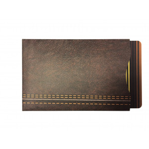 RFID shield card sleeve