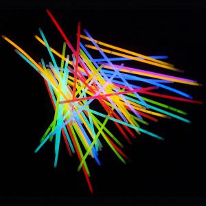 Leuchtarmbänder - Glow sticks
