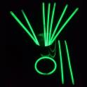 Leuchtarmbänder - Grün