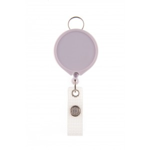 IDS960 : Colored plastic badge reel