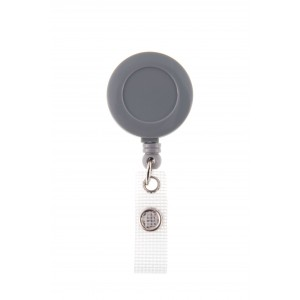 IDS940 : Colored plastic badge reel