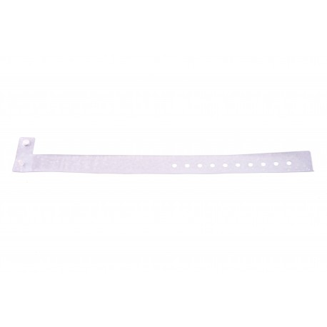 Bubbles holographic event wristbands L-type