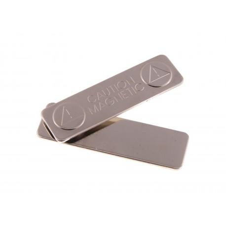 Magnet für Namensschilder - Selbstklebend