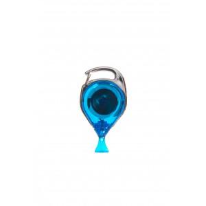 Kunststoff-Jojo mit Gürtelclip und Ansteckclip