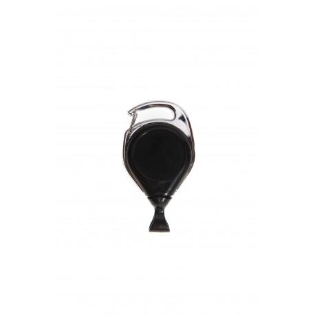 Enrouleur plastique double fixation avec attache anti-rotation