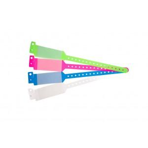 Hospital wristband with adhesive flap – Child size