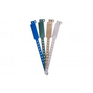 Bracelets événementiels plastique vinyle Extra-large - Métal