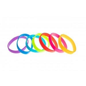 Bracelets événementiels silicone - Taille enfant