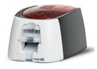 BADGY 200+ card printer kit