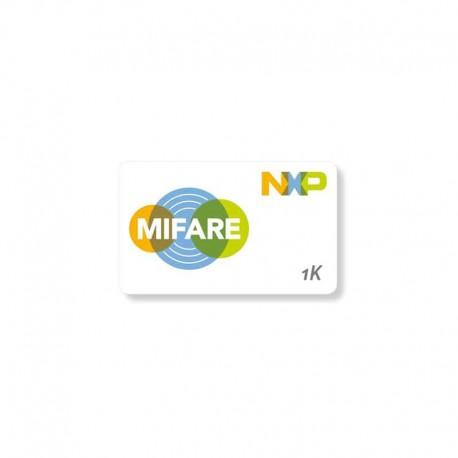 Lot de 100 cartes à imprimer PVC Blanches MIFAIRE® Classic