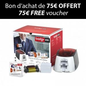 Badgy200+-Kartendrucker