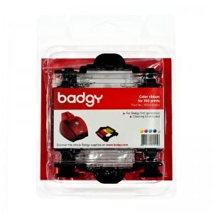 Ruban couleur 100 impressions - Badgy 1