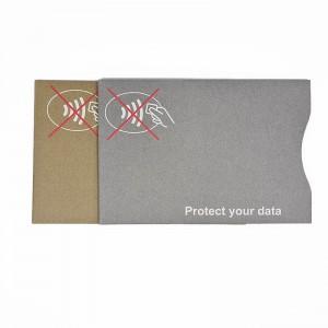 IDP protect - RFID shield card holder
