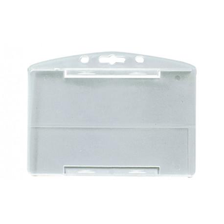 Ausweishalter aus Hart-Kunststoff - IDP65