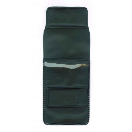 IDS60 : Porte-badge aimanté prêt à l'emploi - Vertical