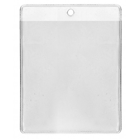 IDS 31.2 : for 86 x 101 mm badges with one round pre-punched hole