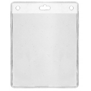 IDS 31.2 pour badge 86 x 101 mm - Perforation oblongue