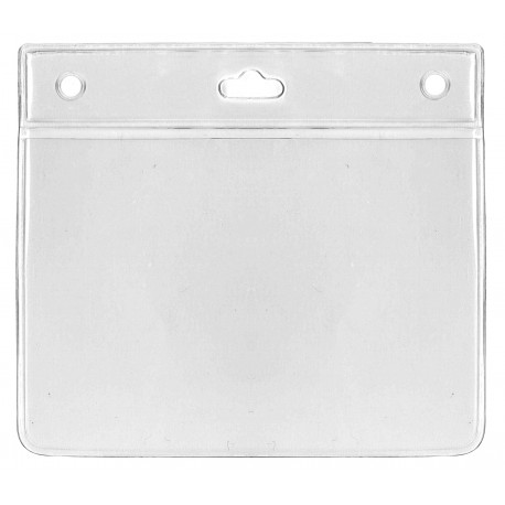 IDS37 pour badge 98 x 67 mm - Horizontal