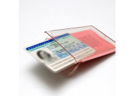 Clearbox slim ID holder - not waterproof