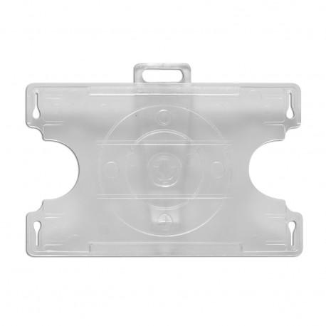 IDP67R : Porte-Badge double position : horizontale et verticale