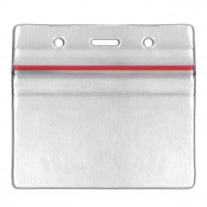 IDS61 : Waterproof soft badge holder