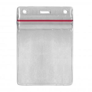 IDS61EV : porte-badge hermétique, pour badge 105 x 148 mm