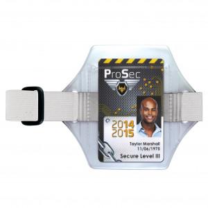 IDC30 : Brassard porte-badge