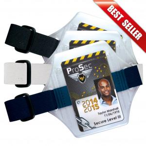 Armbinde mit Kartenhalter - IDC30