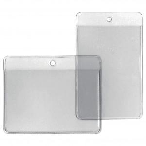 Wirtschaftliche Kartenhülle aus weichem PVC - IDS31