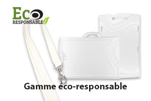 Gamme Eco-responsable