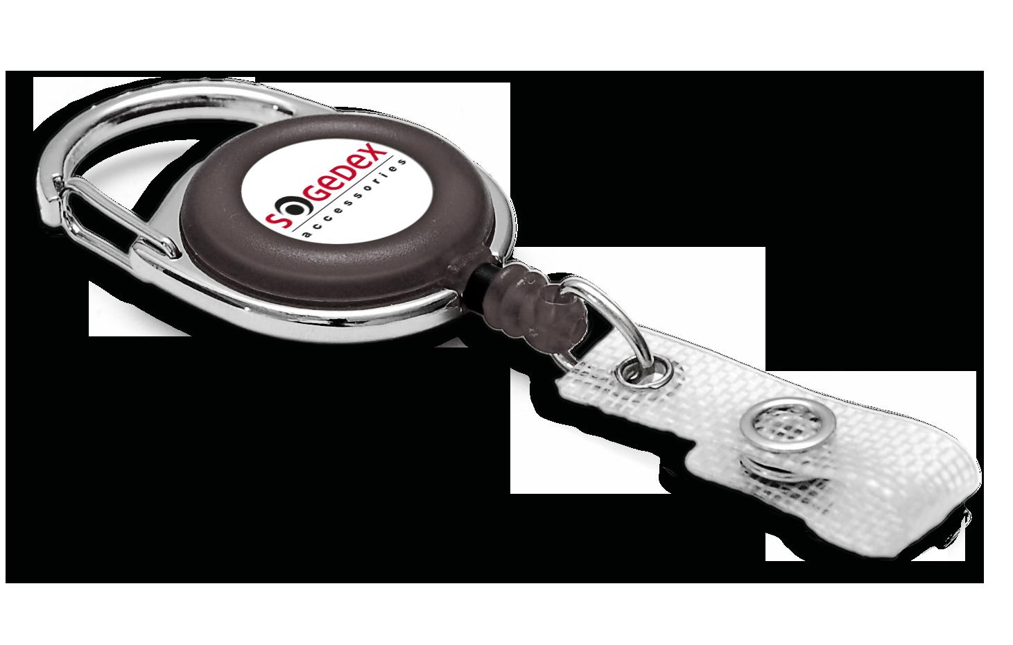 See customizable badge reels
