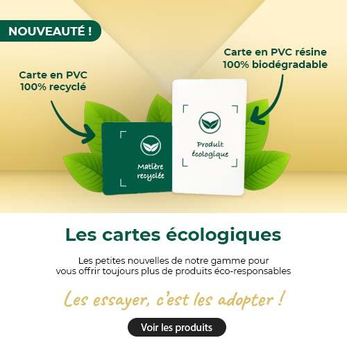 Nouvelle Gamme Eco-responsable