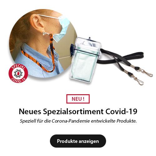 Neues Spezialsortiment Covid-19